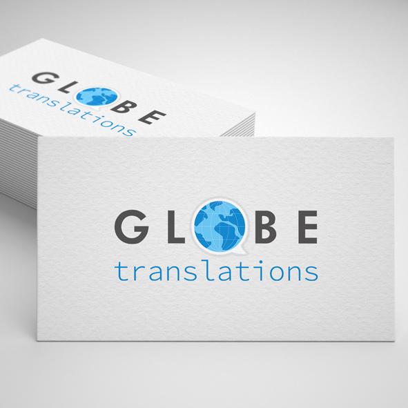 Logo Globe translation