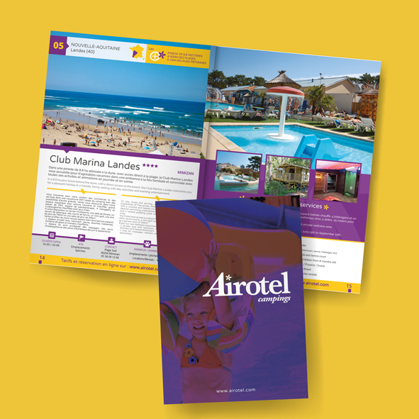 Catalogue Airotel - Tréflio Campings