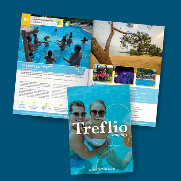 Catalogue Tréflio - Airotel campings