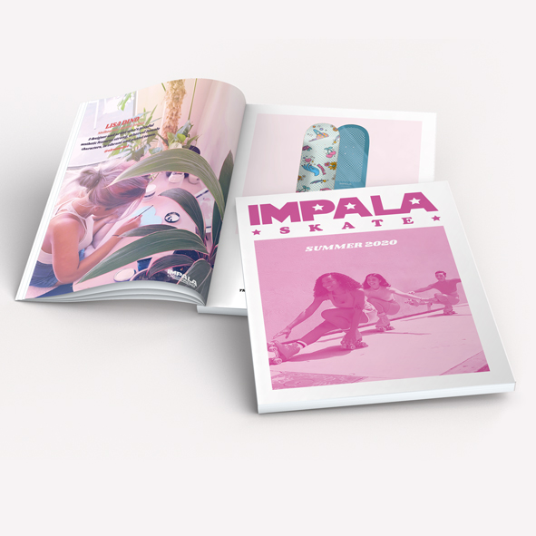Catalogue Impala - Globe Europe