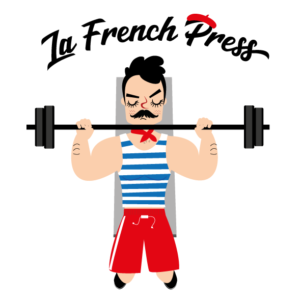 Audrey Birles - Illustratrice Bayonne - Bench Press