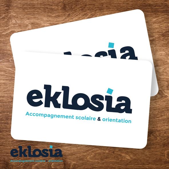 Logo Eklosia accompagnement scolaire et orientation à Bayonne