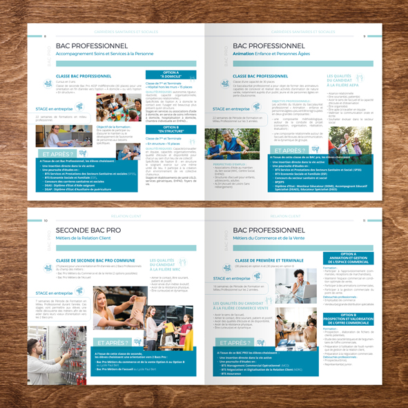 Brochure 2021 - Lycée Paul Bert Bayonne